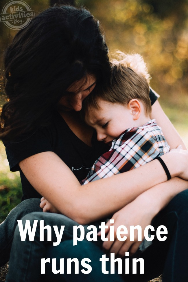why patience runs thin 1