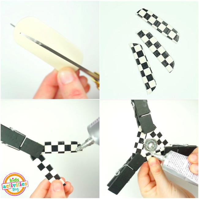 Fidget Spinner Instructions