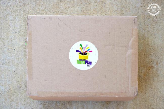 Sensory TheraPlay Subscription Box