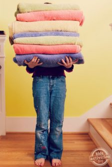 Getting Kids to Help With Chores (Without Nagging!)