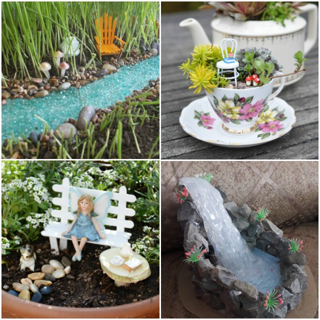 14 Magical Fairy Gardens You Can Make