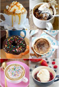 22 Desserts In A Mug