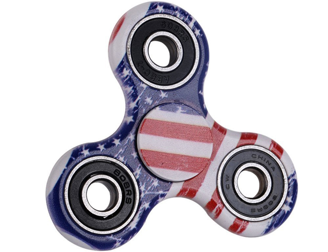 cool fidget spinner
