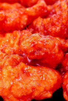 Sriracha Buffalo Bites