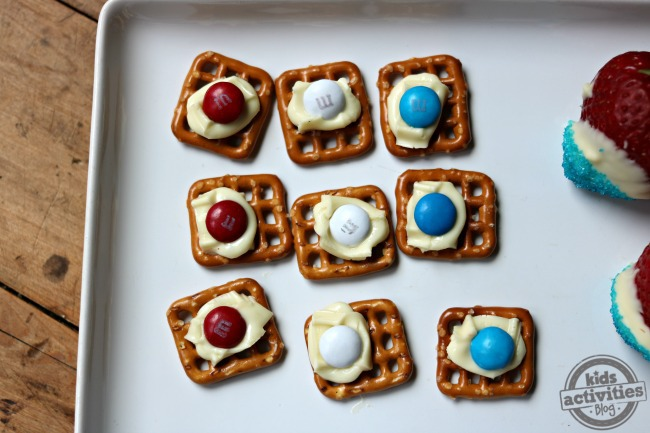 5 Red, White, and Blue Patriotic Treats!