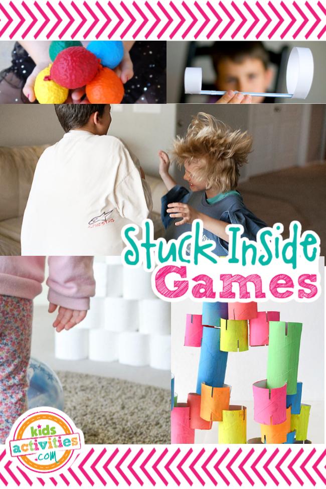 Stuck inside games