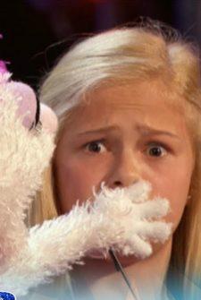 Tween Ventriloquist Gets Golden Buzzer On America's Got Talent