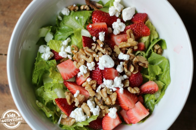 5 Quick and Easy Salad Recipes