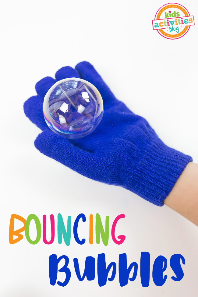 How To Make Bouncing Bubbles Without Glycerin