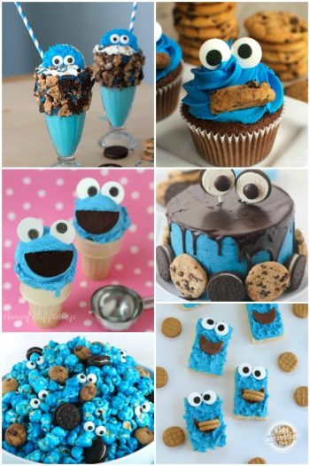 15 Delicious Cookie Monster Snacks