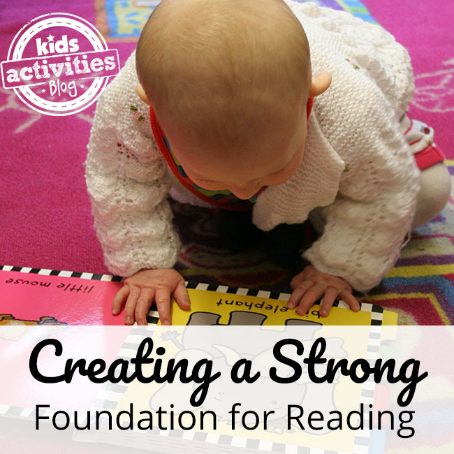 Creating a Strong Foundation for Reading in Preschool
