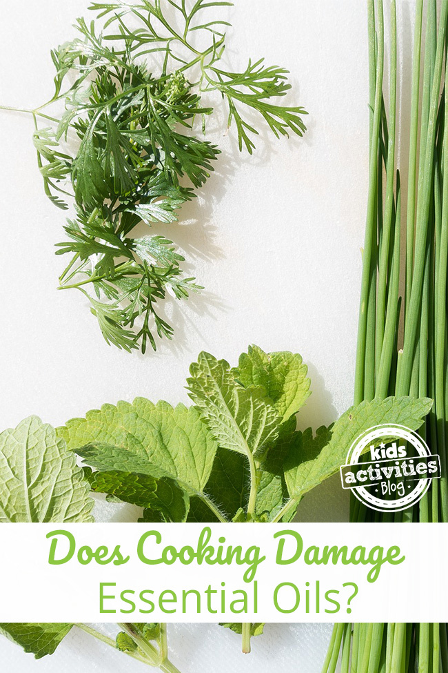 Does Cooking Damage Essential Oils
