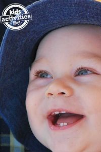 Using Essential Oils for Teething Children