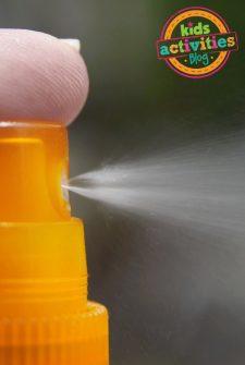 DIY Essential Oil Body Spray