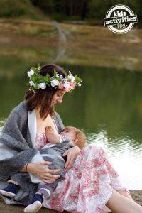 Essential Oils to Boost Milk Supply in Breastfeeding