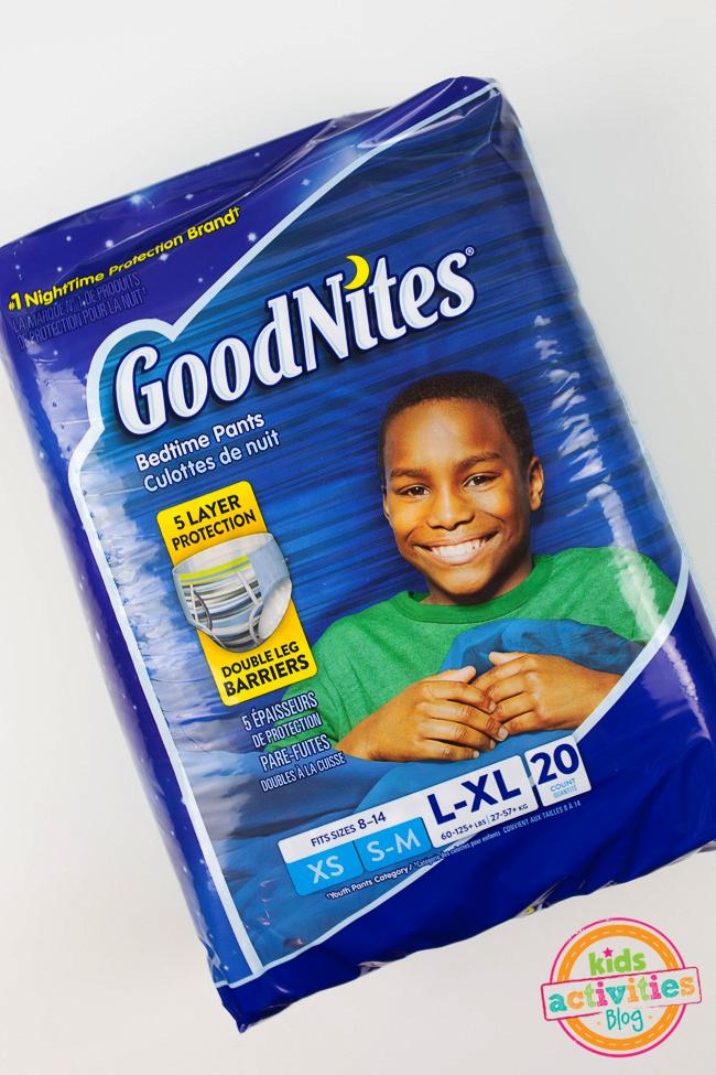 GoodNites L-XL