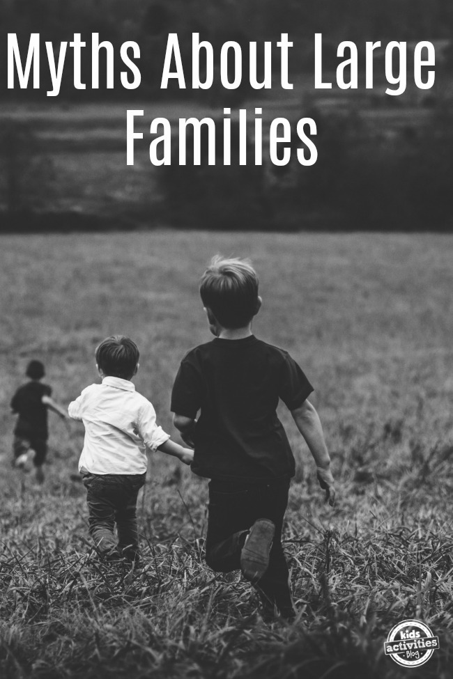 Myths About Large Families