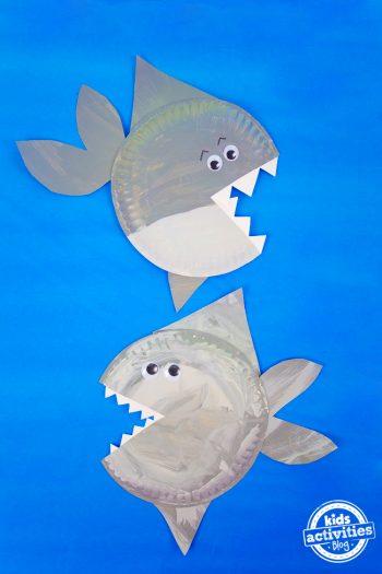 Shark Craft for Kids