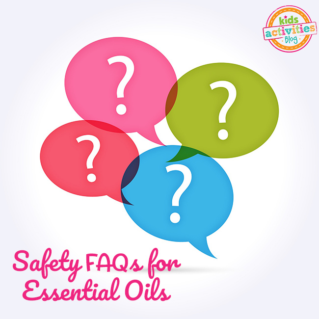 Safety Questions for Essential Oils