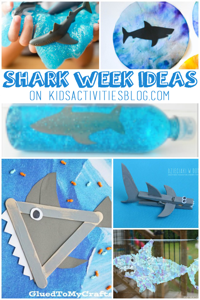 Shark Week Ideas