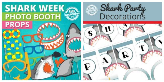 Shark Week Party