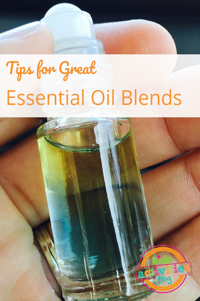 Tips for Making Great Essential Oil Blends
