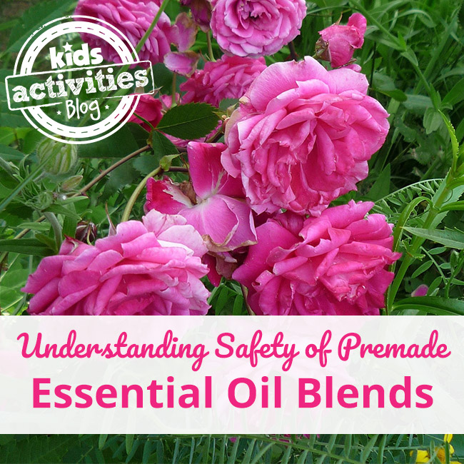 Understanding Safety of Premade Essential Oil Blends