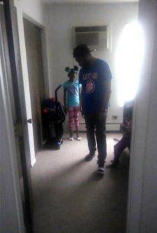 Dad Teaches Daughter To Walk In High Heels