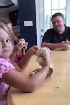 Dad Has Hilarious Reaction To Finding Out He's Having A Fifth Daughter