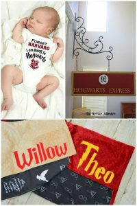 The Most Adorable Harry Potter Gear for Your Baby