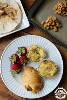 5 Back to School Easy Breakfast Ideas