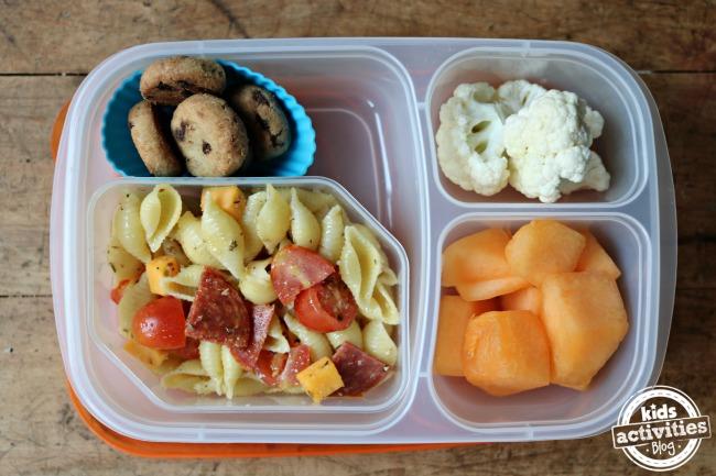 5 Sandwich-Free Back to School Lunch Ideas
