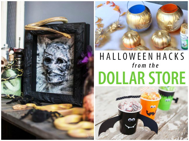 15 Epic Halloween Dollar Store Hacks