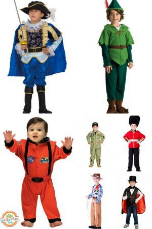 Halloween Costumes for Boys