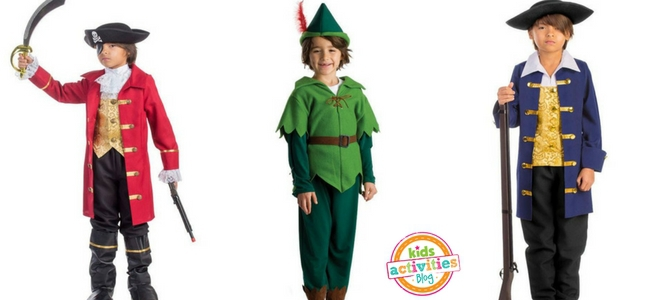 Halloween Costumes for Boys - Doctor, Astronaut, Royal Highness