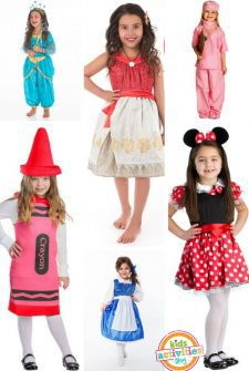 15 Halloween Costumes for Girls