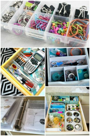 8 Ways To Finally Organize Your Junk Drawer