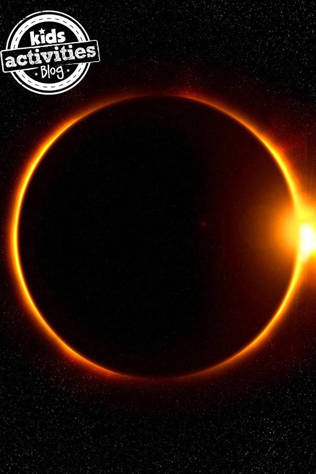 Solar Eclipse Activities for Kids