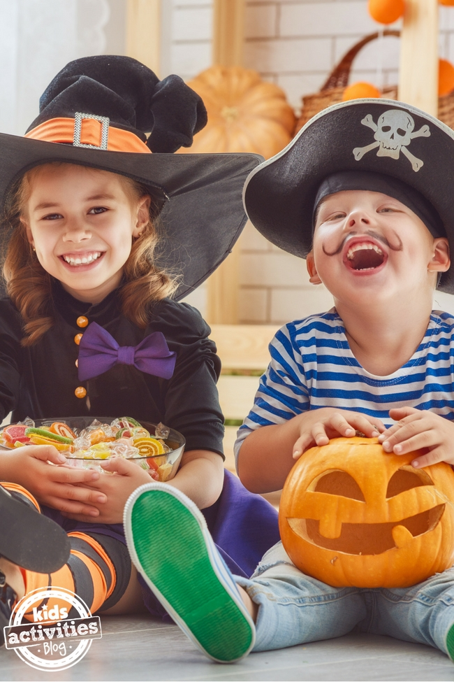 Halloween Ideas for Kids - 50+ Activities, Recipes, Costume Ideas, and More!