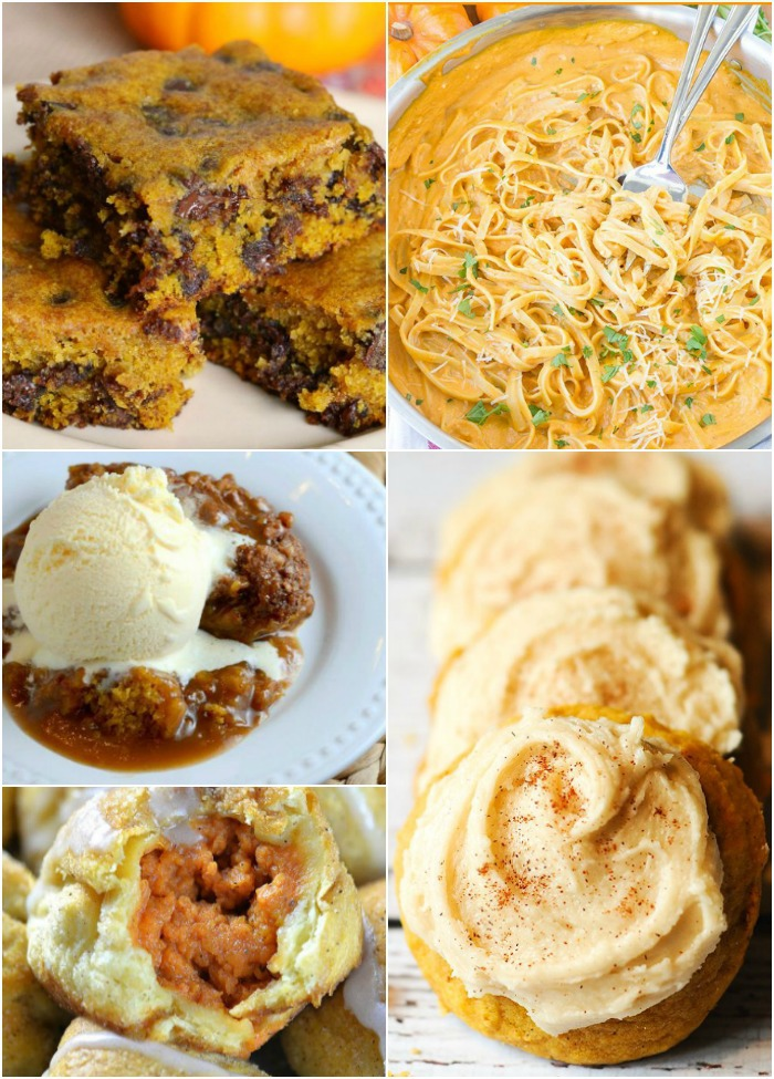 50+ Pumpkin Recipes To Make This Fall