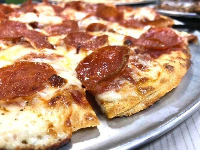 CEC Pepperoni Pizza
