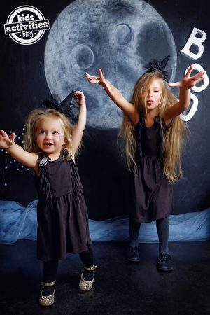 How do you keep your kids from being scared on Halloween?