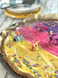 My Little Pony: The Movie cookie cake