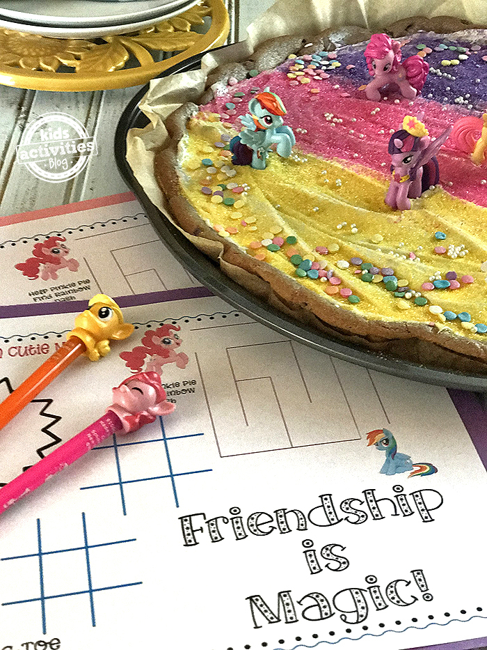 MLP Activity Mat