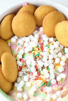 Fun Cookie Unicorn Dip