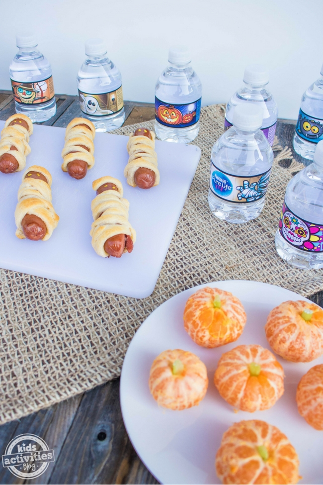 Two Fun Halloween Treats for Kids