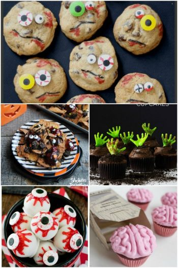 13 Fun Zombie Treats for Halloween
