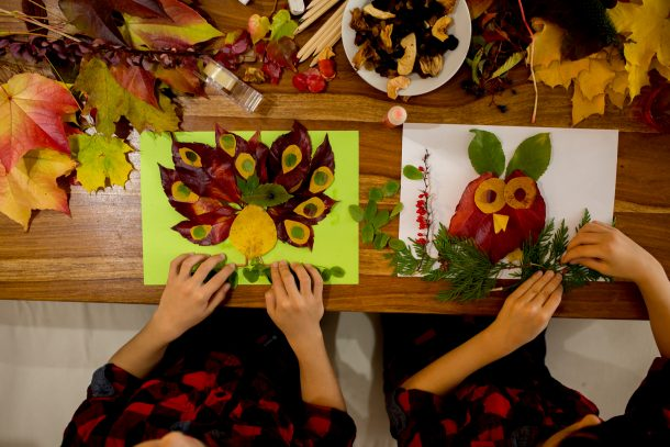 24 Super Fun Preschool Fall Crafts