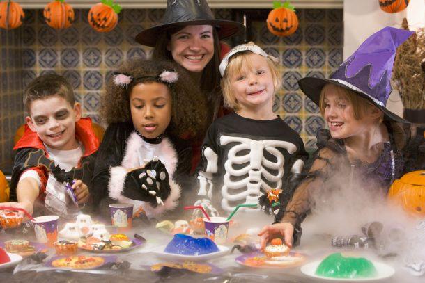 13 Fun Halloween Breakfast Ideas