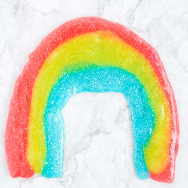 2 Ingredient Rainbow slime